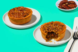 Mini Pecan Pie image