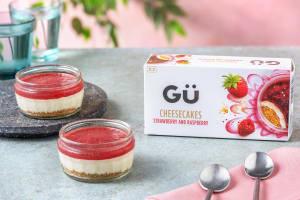 GÜ - Cheesecake fraise et framboise image