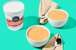 Creamy Tomato Soup image