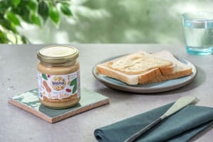 Biona - Beurre de cacahuètes avec morceaux image