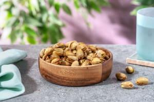 Gezouten pistaches in dop image