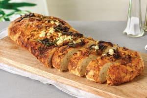 Onion, Feta & Rosemary Focaccia image