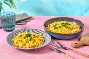 Spicy cheesy Gnocchetti mit Jalapeños image