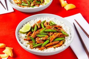 Sweet & Spicy Chicken Stir-Fry image