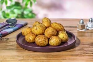 Hasselback aardappelen image