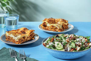 Lasagne & Salad Bundle image