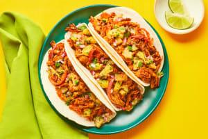 Al Pastor Pulled Pork Tacos image