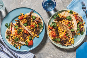 All-American Spiced Beef Tacos image