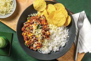 Easy American Beef Chilli & Rapid Rice image