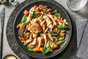 American Chicken & Roast Veggie Toss image