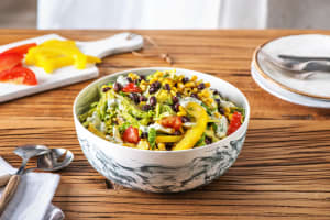 American Diner Salat mit Ranch-Dressing image