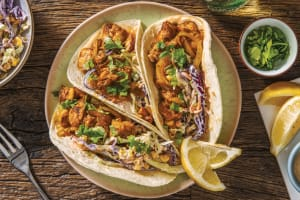 American-Style Chicken Tacos image