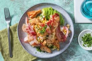 Amerikanischer Salat mit Hähnchen image