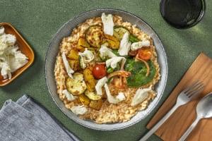 Antipasti-Bowl mit Mozzarella image