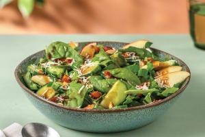 Apple, Parmesan & Rocket Salad image