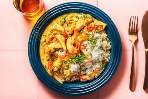 Aprikosen-Hähnchen-Curry image