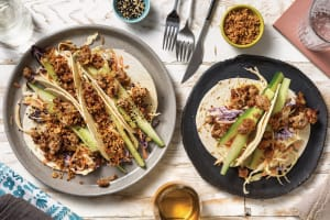 Asian Pork Tacos image