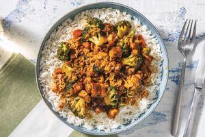 Asian Salt & Pepper Chicken image