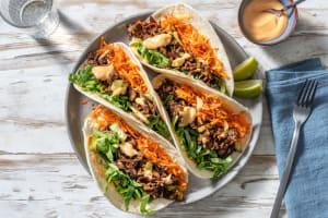 Asiatiska tacos image