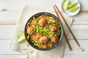 Thai Pork Meatballs image