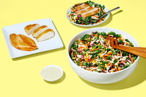 Avocado Ranch Salad & Fully Cooked Chicken image