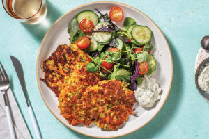 Bacon & Cheddar Fritters image