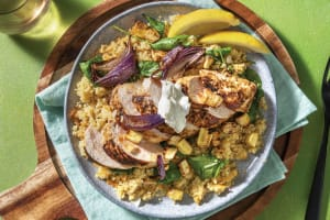 Baked Chermoula Chicken image