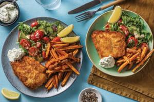 Baked Chicken Kievs image