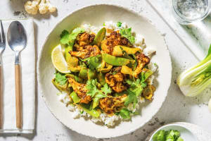 Balanced Thai Veggie Curry image