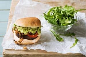 Portobello Burgers image
