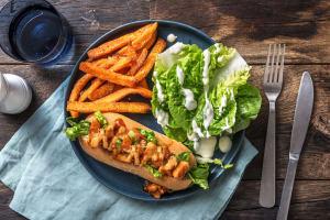 Barbecue Chicken Sarnie image