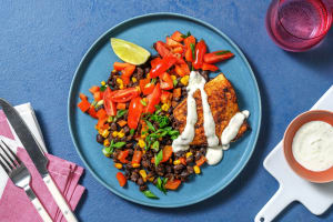 Mexican Grilled Barramundi image