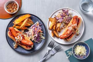 BBQ Glazed Hot Dog image