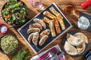 Chargrilled Greek-Style Chicken Tenders image