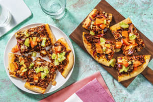 BBQ-pizza image