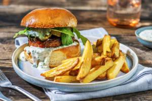 BBQ Ranch Burger image