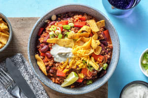 Beef and Bean Chili image