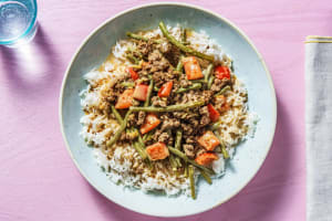 Beef and Lemongrass Curry image