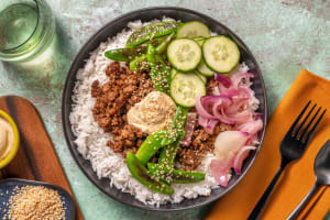 Beef and Rice Bowl image