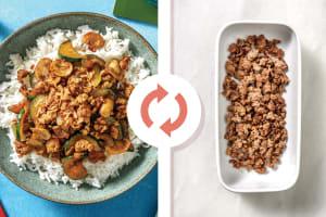 Beef & Mushroom Stir-Fry image