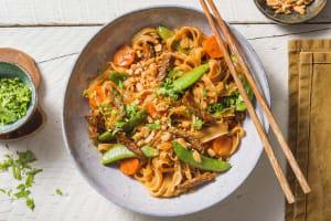 Beef Pad Thai image