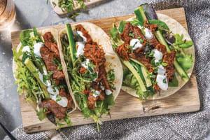 Tandoori Beef Tacos image