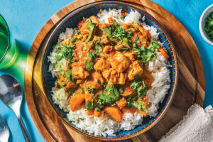 Bengal-Style Coconut Fish Curry image