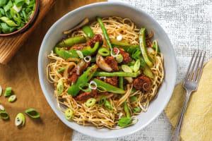 Crispy Sesame Chow Mein Noodles image