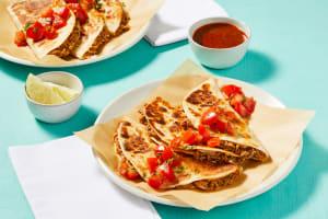 Birria Style Pork Tacos image