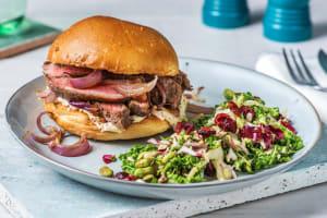 Bistro Steak and Onion Sandwich image
