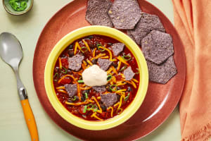 Mexicali Black Bean Soup image