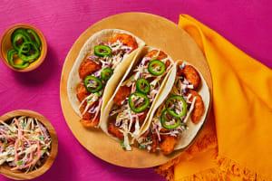 Blazin' Baja Shrimp Tacos image