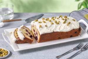 Blueberry Loaf Cake image