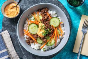 Beef Banh Mi-Style Bowl image